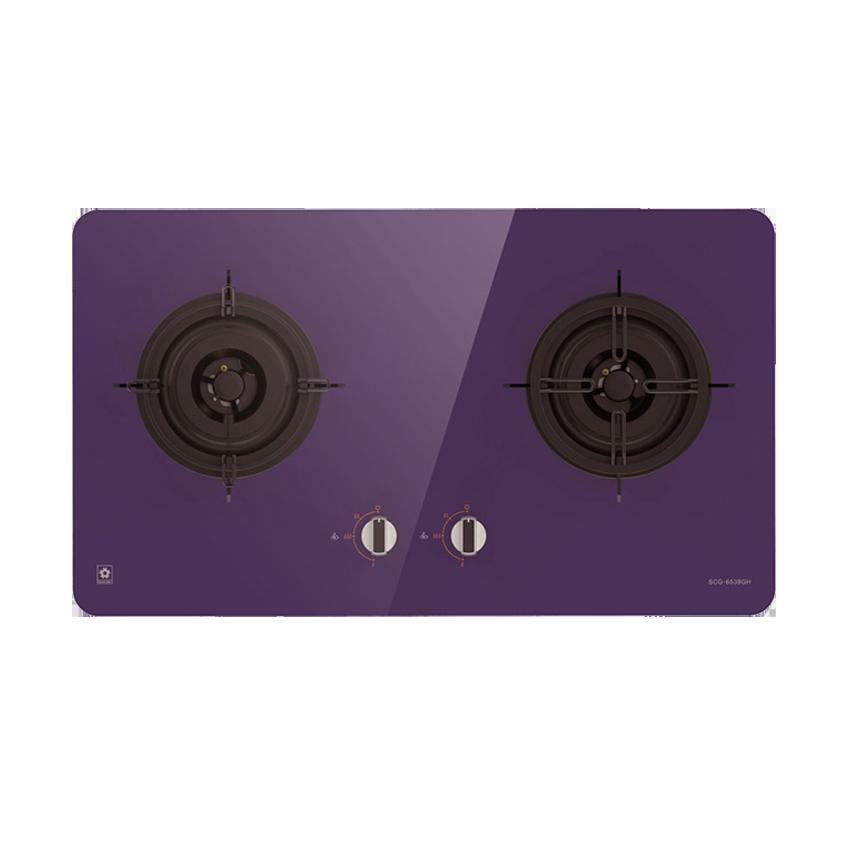浪漫紫水晶系列燃气灶 SCG-6538GH