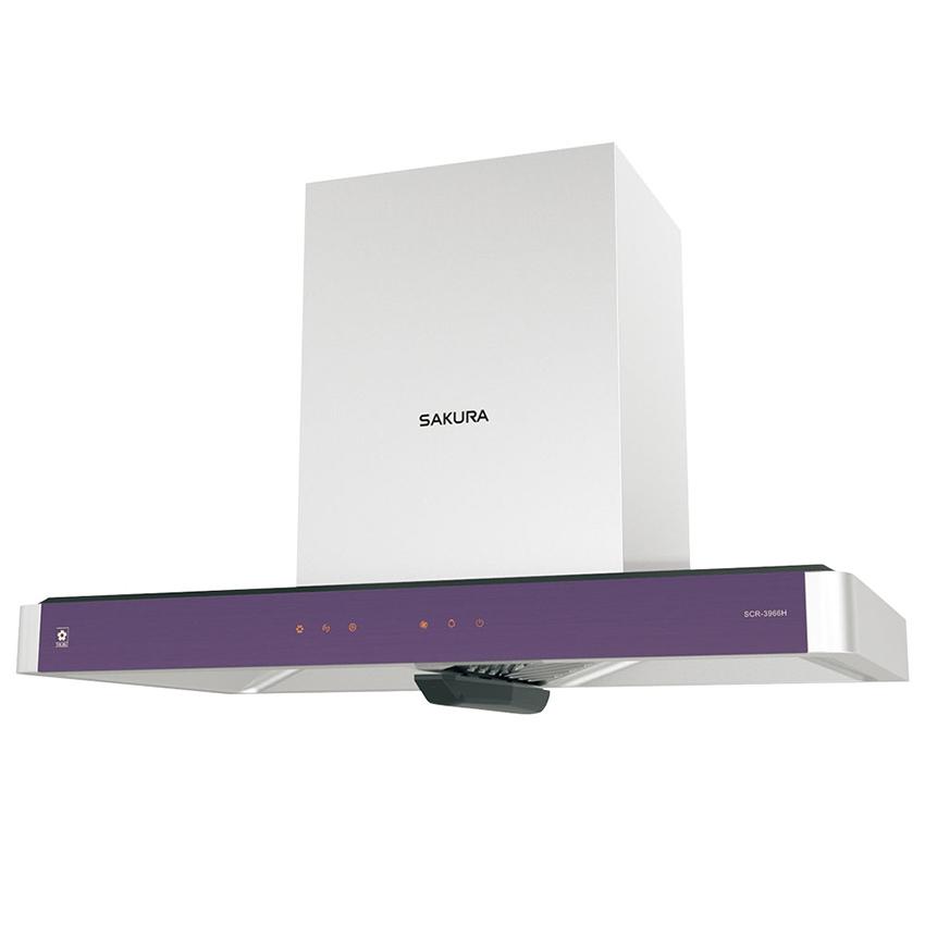 浪漫紫水晶系列油烟机 SCR-3966H