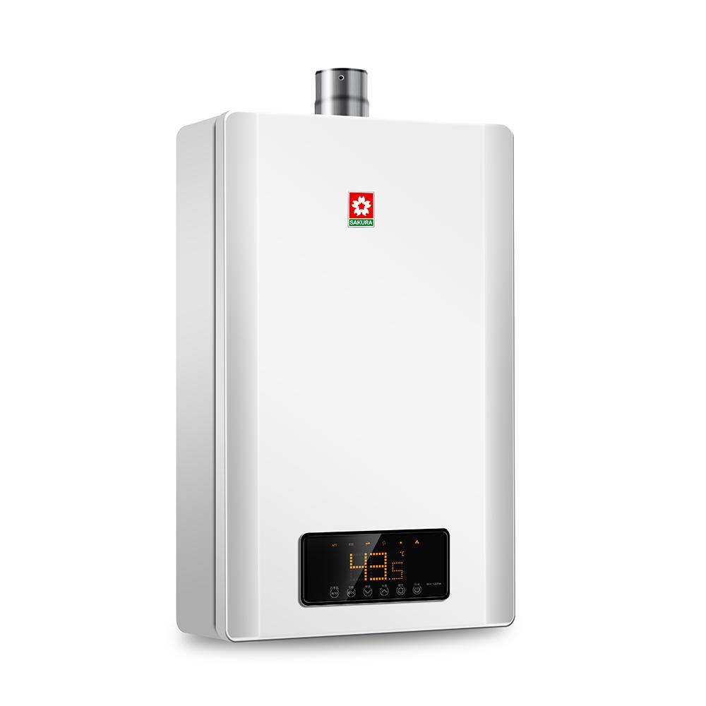 舒享恒温燃气热水器 SCH-12E80A